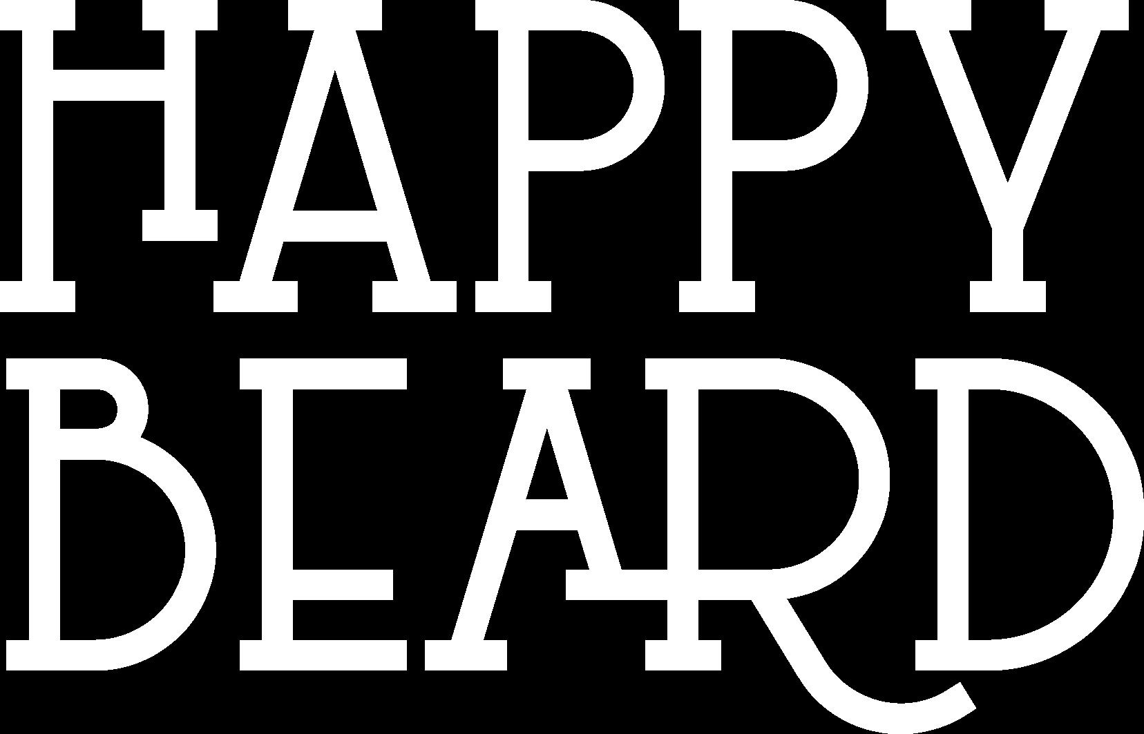 HAPPY BEARD